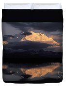 Mount Mckinley Duvet Cover