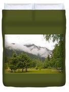 Mount Robson Provincial Park Duvet Cover