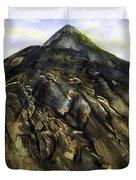 Mount Teide Tenerife  Duvet Cover