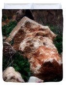 Mount Trashmore - Series Xi Duvet Cover