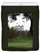 Mount Washington Hotel - Bretton Woods Duvet Cover