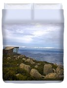 Mount Wellington Tasmania Duvet Cover