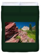 Mount Wilbur Duvet Cover