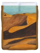 Mountain Abstract Duvet Cover