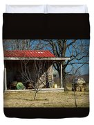 Mountain Cabin In Tennessee 1 Duvet Cover