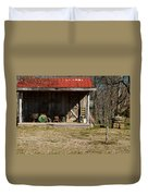 Mountain Cabin In Tennessee 3 Duvet Cover