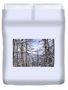 Mountain Landscape Duvet Cover