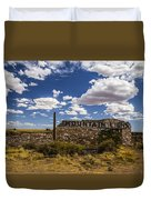 Mountain Lions Duvet Cover
