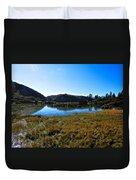 Mountain Marshes 3 Duvet Cover
