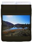 Mountain Marshes 4 Duvet Cover