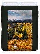 Mountain Meadows Duvet Cover