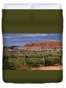 Mountain Of Color Duvet Cover