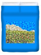 Mountain Park Duvet Cover