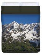 Mountain Top Duvet Cover