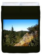 Mountain View Duvet Cover