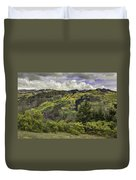 Mountains Of Color Duvet Cover