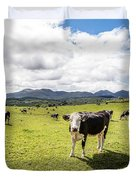 Mourne Cows Duvet Cover