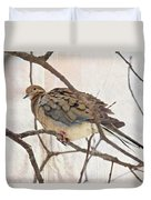 Mourning Dove - Sing No Sad Song For Me #2 Duvet Cover