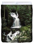 Mouse Creek Falls - Fs000675 Duvet Cover