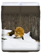 Mousing Duvet Cover