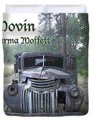 Movin Duvet Cover