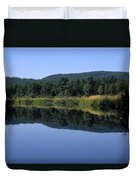 Moyie Lake Duvet Cover