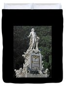 Mozart In Vienna Duvet Cover