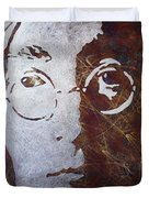 Mr Lennon Duvet Cover