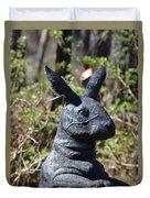 Mr Rabbit 2 Duvet Cover