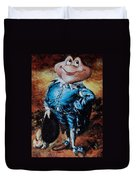 Mr Toad Duvet Cover