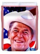 Mr.president 2 Duvet Cover