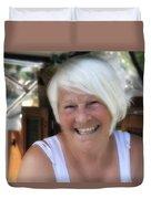 Mrs. Cabel Duvet Cover