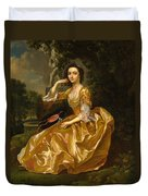Mrs. Mary Chauncey Duvet Cover