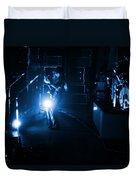 Mrush #33 In Blue Duvet Cover