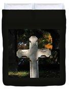 Mt Auburn Cemetery 9 Duvet Cover