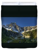Mt Slesse Duvet Cover