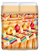 Mucho Tequila Duvet Cover