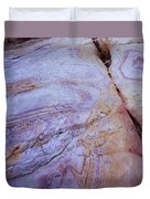 Muddy Mt. Sandstone B Duvet Cover
