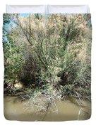 Muddy River Duvet Cover