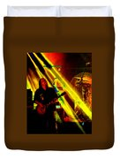 Mule #12 Enhanced 3 Crop 2 Duvet Cover