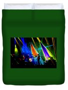 Mule #35 Psychedelically Enhanced 2 Duvet Cover