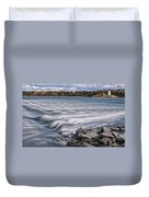 Mulholland Point Lighthouse Duvet Cover