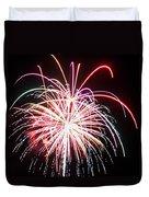 4th Of July Fireworks 8 Duvet Cover