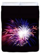 4th Of July Fireworks 15  Duvet Cover