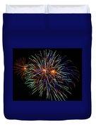 4th Of July Fireworks 22 Duvet Cover