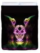 Multi Coloured Gremlin Duvet Cover