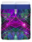 Multiplicity Universe 2 Duvet Cover by Chris Anderson