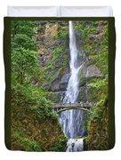 Multnomah Falls 4 Duvet Cover