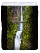 Multnomah Panorama Duvet Cover