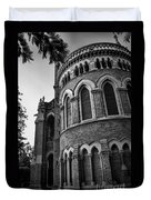 Mumbai University Bw Duvet Cover